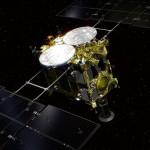 「はやぶさ2」の解説(前編):ミッション工程一覧と打ち上げから小惑星接近の装備(イオンエンジンとアレイアンテナ)