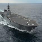 いずも型護衛艦の性能と任務(前編):対潜ヘリ母艦とは何か?高い輸送力を持つ海自最大の護衛艦