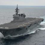 いずも型護衛艦の性能と任務(後編):他の空母と何が違うのか?ひゅうが型とも比較してみる