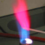 金属の炎の成分:多彩な光を発して燃える金属と炎色反応 -火のしくみ(3)