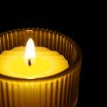 奥深いロウソクの世界、宇宙で丸い炎やケーキキャンドルが細い理由 -火のしくみ(4)
